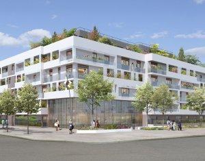 Achat / Vente appartement neuf Lognes proche gare et RER A (77185) - Réf. 2003