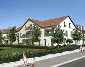 Achat / Vente appartement neuf Longjumeau à 700 mètres du RER (91160) - Réf. 4732