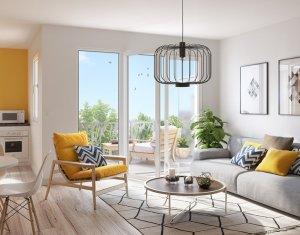 Achat / Vente appartement neuf Longjumeau proche du RER C (91160) - Réf. 2316