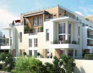 Achat / Vente appartement neuf Louveciennes éco-quartier Plains Champs (78430) - Réf. 1121