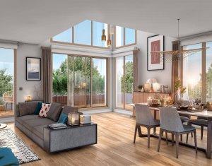 Investissement locatif : Appartement en loi Pinel  Louvres 600 mètres du RER D (95380) - Réf. 6296