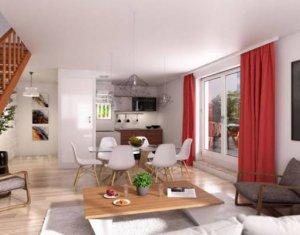 Achat / Vente appartement neuf Louvres à 850 mètres du RER D (95380) - Réf. 4905