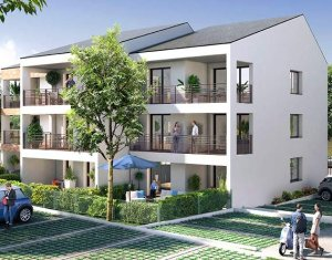 Achat / Vente appartement neuf Louvres éco-quartier des Frais Lieux (95380) - Réf. 4038