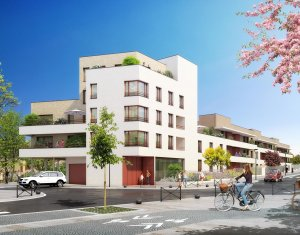 Achat / Vente appartement neuf Louvres écoquartier des Frais-Lieux (95380) - Réf. 2509