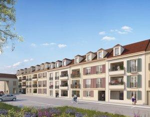 Achat / Vente appartement neuf Louvres proche du centre-ville (95380) - Réf. 2867