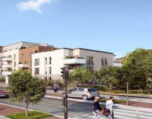 Investissement locatif : Appartement en loi Pinel  Louvres proche RER D (95380) - Réf. 4364