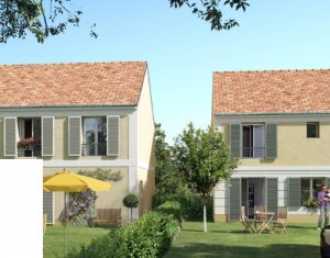 Investissement locatif : Appartement en loi Pinel  Maffliers centre-village (95560) - Réf. 565