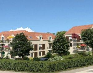 Investissement locatif : Appartement en loi Pinel  Maffliers coeur de village (95560) - Réf. 44
