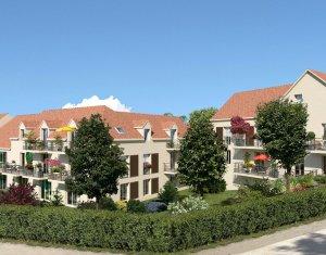 Achat / Vente appartement neuf Maffliers proche Mairie (95560) - Réf. 2818