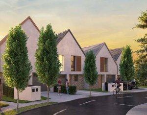 Achat / Vente appartement neuf Magny-le-Hongre proche Val d'Europe (77700) - Réf. 5908