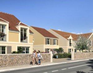 Achat / Vente appartement neuf Magny-les-Hameaux proche Versailles (78114) - Réf. 2767