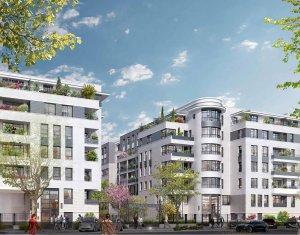 Achat / Vente appartement neuf Maisons-Alfort proche RER D (94700) - Réf. 6054