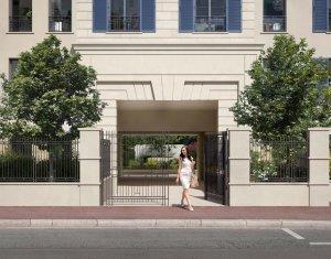Achat / Vente appartement neuf Maisons-Laffitte à 4min de la gare (78600) - Réf. 6032