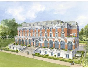 Investissement locatif : Appartement en loi Pinel  Maisons-Laffitte quartier de Petit Parc (78600) - Réf. 3710