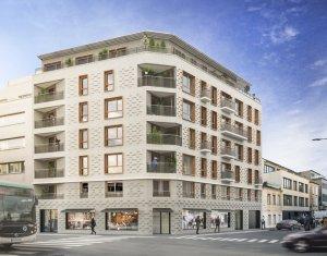Achat / Vente appartement neuf Malakoff proche du métro (92240) - Réf. 2665