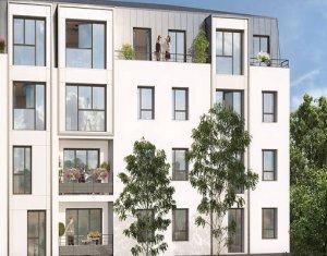 Achat / Vente appartement neuf Mantes-la-Jolie à 350 mètres de la gare (78200) - Réf. 4099