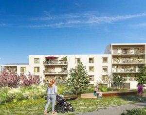 Investissement locatif : Appartement en loi Pinel  Mantes-la-Jolie à 600m de la gare (78200) - Réf. 5706