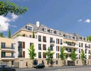 Achat / Vente appartement neuf Mantes-la-Jolie centre-ville proche SNCF (78200) - Réf. 2098