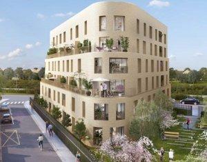 Achat / Vente appartement neuf Mantes-la-Jolie proche gare Mantes Station (78200) - Réf. 2419