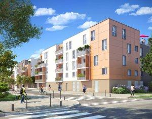 Achat / Vente appartement neuf Mantes-la-Jolie proche parc naturel du Vexin (78200) - Réf. 244