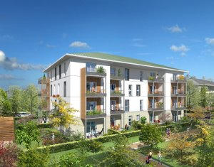 Investissement locatif : Appartement en loi Pinel  Mantes-la-Jolie quartier des Bords de Seine (78200) - Réf. 1607