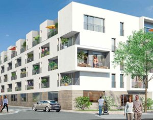 Achat / Vente appartement neuf Mantes-la-Jolie résidence de services pour seniors (78200) - Réf. 134