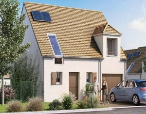 Achat / Vente appartement neuf Mareil-sur-Mauldre à 550 mètres de la gare (78124) - Réf. 4697