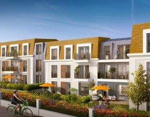 Achat / Vente appartement neuf Marly-Le-Roi proche école (78160) - Réf. 3221