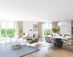 Achat / Vente appartement neuf Marly-Le-Roi proche forêt domaniale de Marly (78160) - Réf. 4051