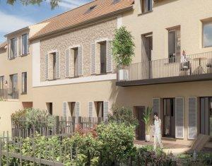 Achat / Vente appartement neuf Massy à 700m du RER B et C (91300) - Réf. 5425