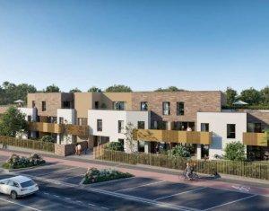 Investissement locatif : Appartement en loi Pinel  Massy à 800m de la future station du métro L18 (91300) - Réf. 5994