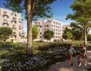 Investissement locatif : Appartement en loi Pinel  Massy au coeur du parc Vilgénis (91300) - Réf. 4993