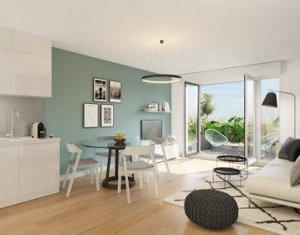 Achat / Vente appartement neuf Massy au coeur du quartier Atlantis (91300) - Réf. 6348