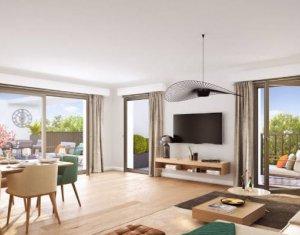 Investissement locatif : Appartement en loi Pinel  Massy au pied du bus (91300) - Réf. 4853