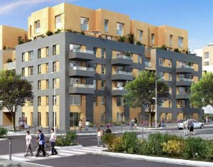 Achat / Vente appartement neuf Massy cœur quartier Atlantis (91300) - Réf. 4485
