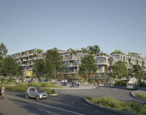 Achat / Vente appartement neuf Massy cœur quartier Vilgénis (91300) - Réf. 3386