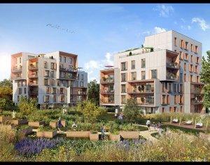 Achat / Vente appartement neuf Massy proche forêt de Vilgénis (91300) - Réf. 2156