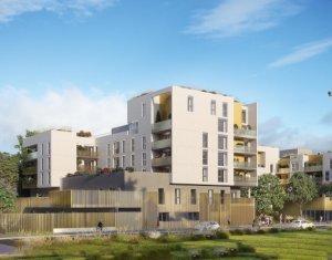 Achat / Vente appartement neuf Massy proche futur métro Grand Paris Express (91300) - Réf. 5090