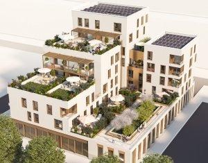 Achat / Vente appartement neuf Massy proche Place de France (91300) - Réf. 1582