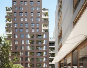 Achat / Vente appartement neuf Massy proche place Grand Ouest (91300) - Réf. 1625
