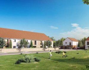 Achat / Vente appartement neuf Mauchamps au coeur du village (91730) - Réf. 4201