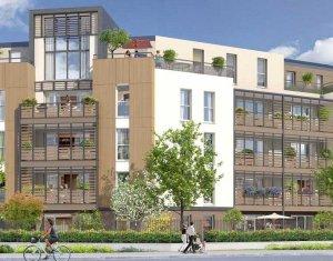 Achat / Vente appartement neuf Maurepas éco-quartier Les 40 Arpents Jardins d'Aimé (78310) - Réf. 2057