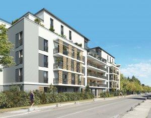 Achat / Vente appartement neuf Maurepas l'écoquartier des 40 Arpents (78310) - Réf. 2454