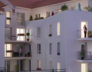 Investissement locatif : Appartement en loi Pinel  Meaux bords de Marne (77100) - Réf. 177
