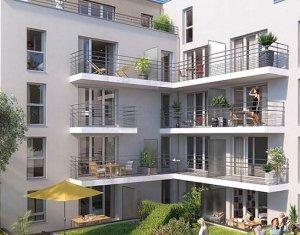Investissement locatif : Appartement en loi Pinel  Meaux parc du Pâtis (77100) - Réf. 4014