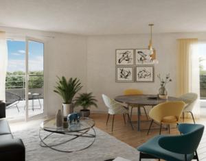 Investissement locatif : Appartement en loi Pinel  Meaux proche commodités et centre-ville (77100) - Réf. 5164