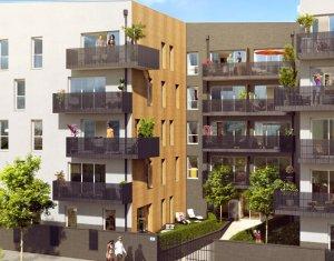 Achat / Vente appartement neuf Meaux proche du Parc du Pâtis (77100) - Réf. 1798