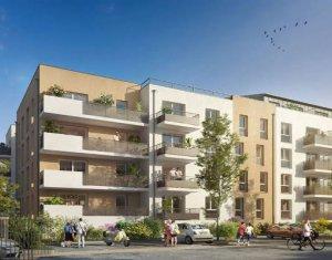 Investissement locatif : Appartement en loi Pinel  Meaux proche gare (77100) - Réf. 5006