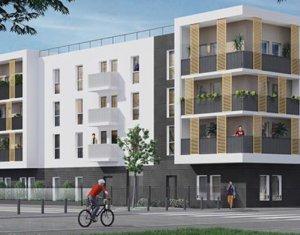 Achat / Vente appartement neuf Meaux proche parc Chenonceau (77100) - Réf. 2434
