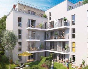 Achat / Vente appartement neuf Meaux proche Parc du Pâtis (77100) - Réf. 2688